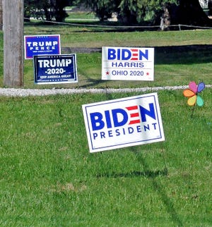 It seems no election season is complete without reports of stolen or damaged political signs from supporters on both sides of the political aisle.