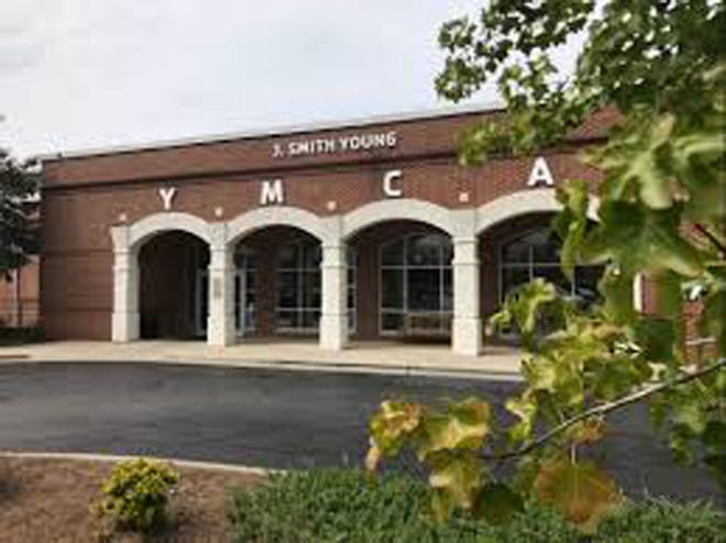 The J. Smith Young YMCA is reopening at 30 percent capacity.