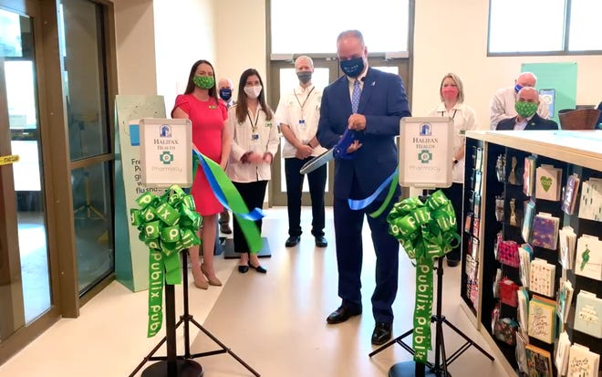 Halifax Health and Publix hosted a virtual grand opening event for the new Publix Pharmacy at Halifax Health Medical Center in Daytona Beach on Sept. 21, 2020.