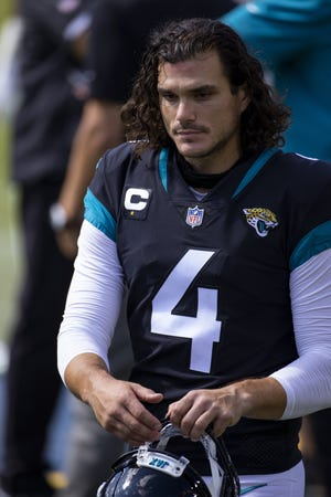 Jaguars kicker Josh Lambo, the most accurate in the NFL since 2017, is out for the season with his second hip injury.
