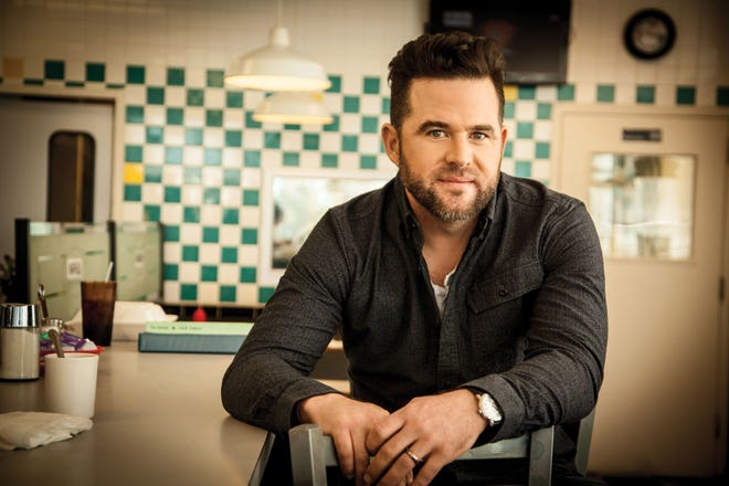 David Nail has booked a show at Orange Park's Thrasher-Horne Center for Nov. 14.