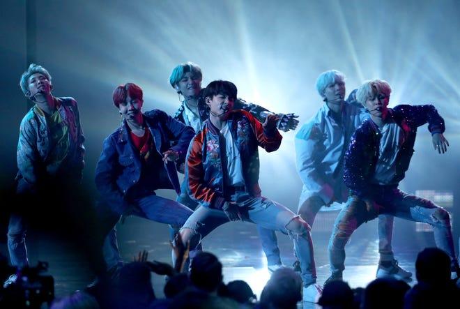 """""""Break the Silence: The Movie"""" follows K-Pop stars BTS on their 2019 tour."""