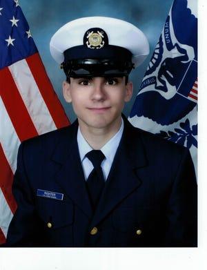 Seaman Apprentice George Andrew Righter of the U.S. Coast Guard.