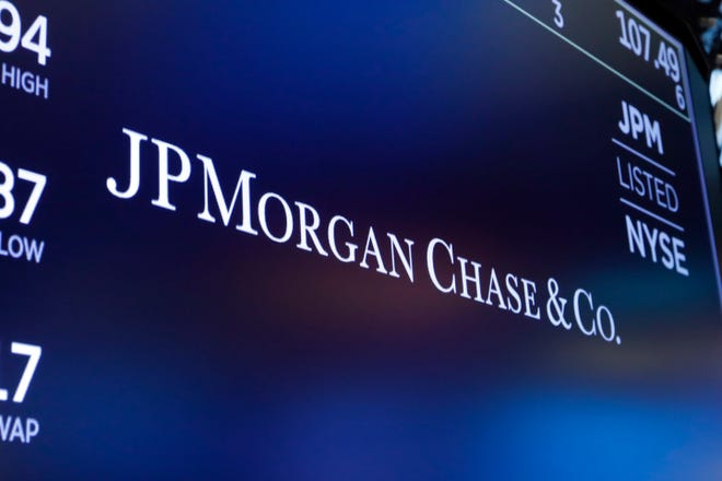 Shares of some major banks tumbled before the market opened Monday, following a report alleging those including JPMorgan, HSBC, Standard Chartered Bank, Deutsche Bank and Bank of New York Mellon continued to profit from illicit dealings with disreputable people and criminal networks despite being previously fined for similar actions.