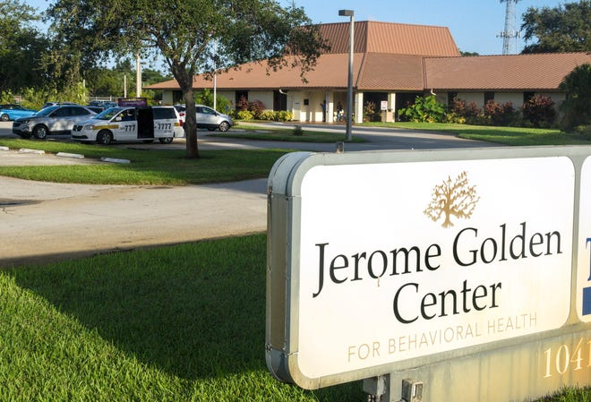 The Jerome Golden Center for Behavioral Health [LANNIS WATERS/palmbeachpost.com]