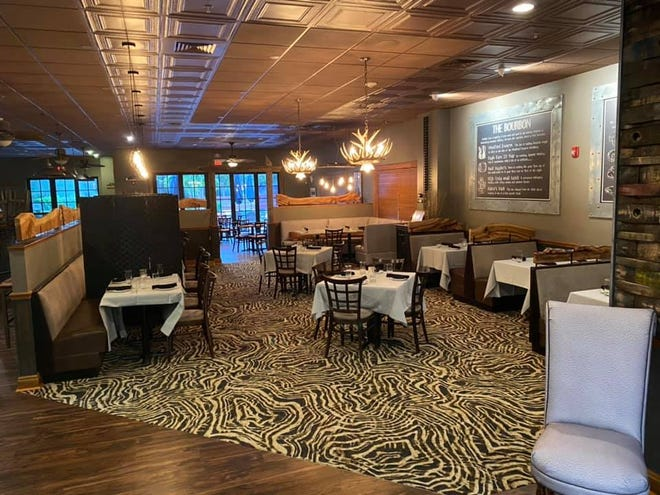 Bourbon & Bones Chophouse and Market, created by Steve Bishop and business partner Ron Fuller, has opened in Lakewood Ranch.