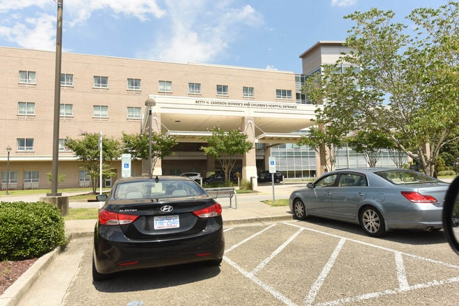 The main campus of New Hanover Regional Medical Center in Wilmington, N.C. has grown dramatically since the county-owned hospital was established in 1967.