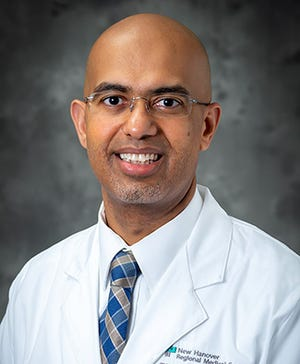 Swaleh Bahamadi, MD, joins NHRMC Physician Group - Cape Fear Cancer Specialists