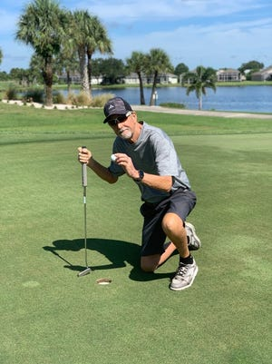 Brevard County residentMark Crockett suffered complications from quadruple bypass open heart surgery, which left him the inability to speak or swallow food. Through intense rehabilitation, Crockett is again  speaking and eating and he's back on the golf course.
