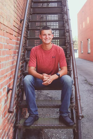 Mason McKibben, a senior at Colonel Crawford, has been honored by the College Board National Rural and Small Town Recognition Program.