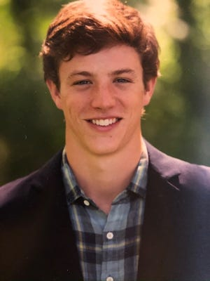 2020 Moeller graduate Michael Currin passed Sept. 21