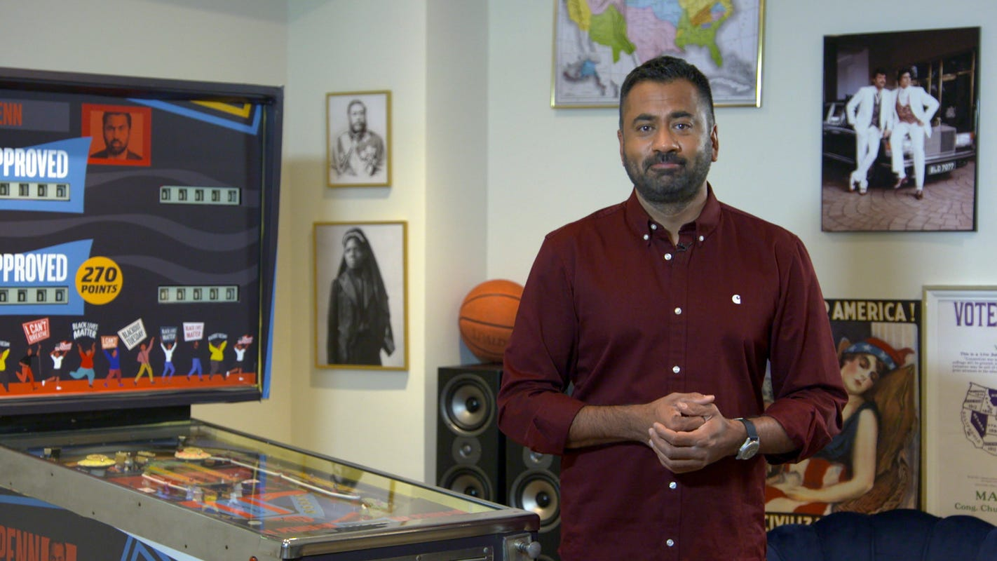 'Harold Kumar' star partners with Des Moines native on new political comedy show