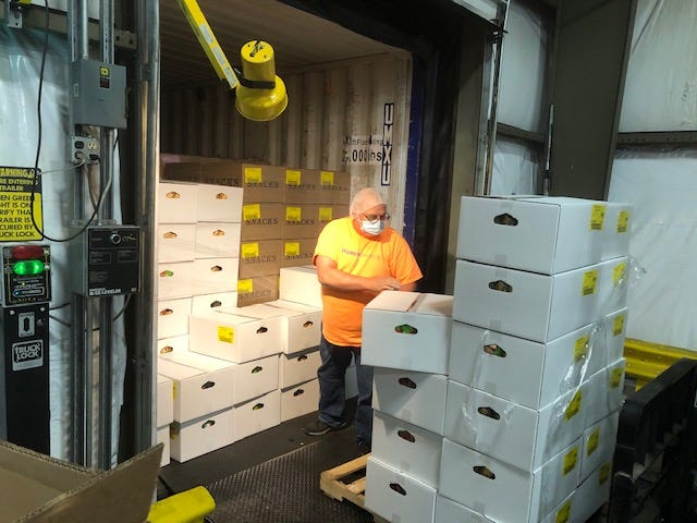 Wyandot Snacks has donated nearly 1,400 cases of snacks to victims of wildfires in Oregon.