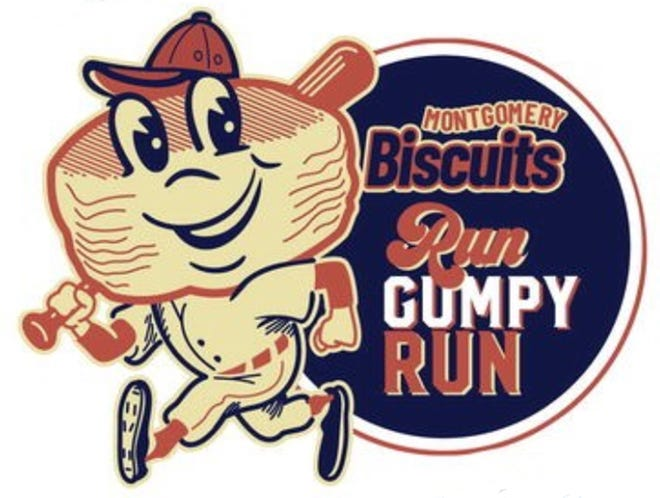 The Montgomery Biscuits are presenting Run Gumpy Run, a virtual 5K event participants can run from anywhere.