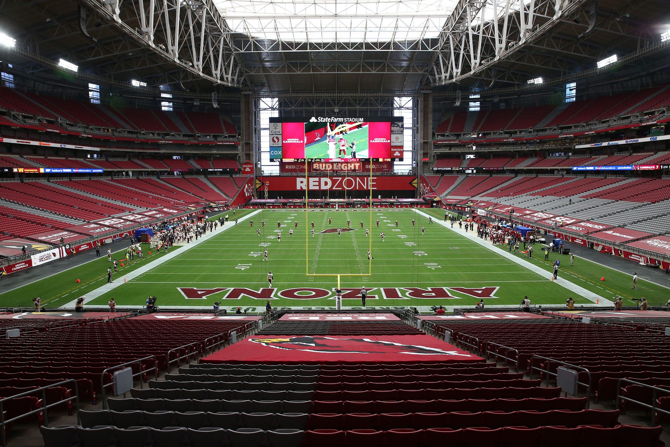 Photos Arizona Cardinals Vs Washington Football Team