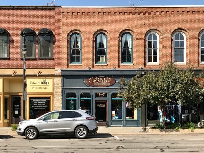 Spa 223 & Boutique at 223 Huron Ave. in downtown Port Huron will close Sept. 30, 2020.