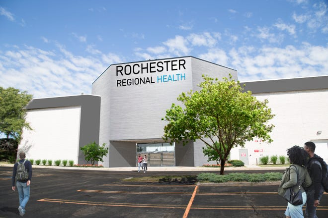 Rochester Regional Health will move its Isabella Graham Hart School of Practical Nursing to the former Irondequoit Macy's early next year.
