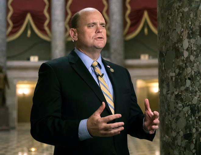 "Rep. Tom Reed, R-N.Y., says he is ""seriously"" considering a run for governor."