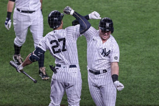 The Yankees put together a 10-game winning streak from Sept. 9 – Sept. 19.