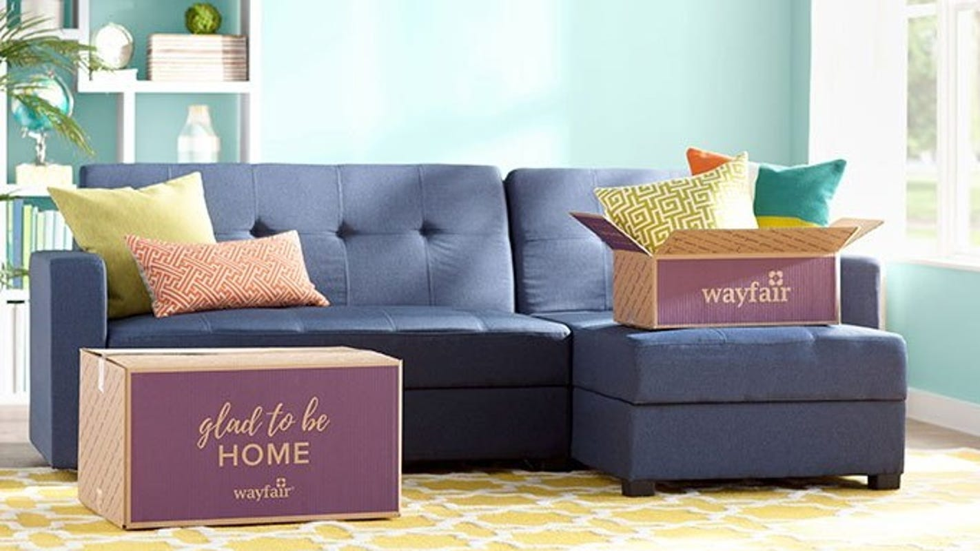 Wayfair's biggest sale of the year is here—shop the 50 best Way Day deals of 2020