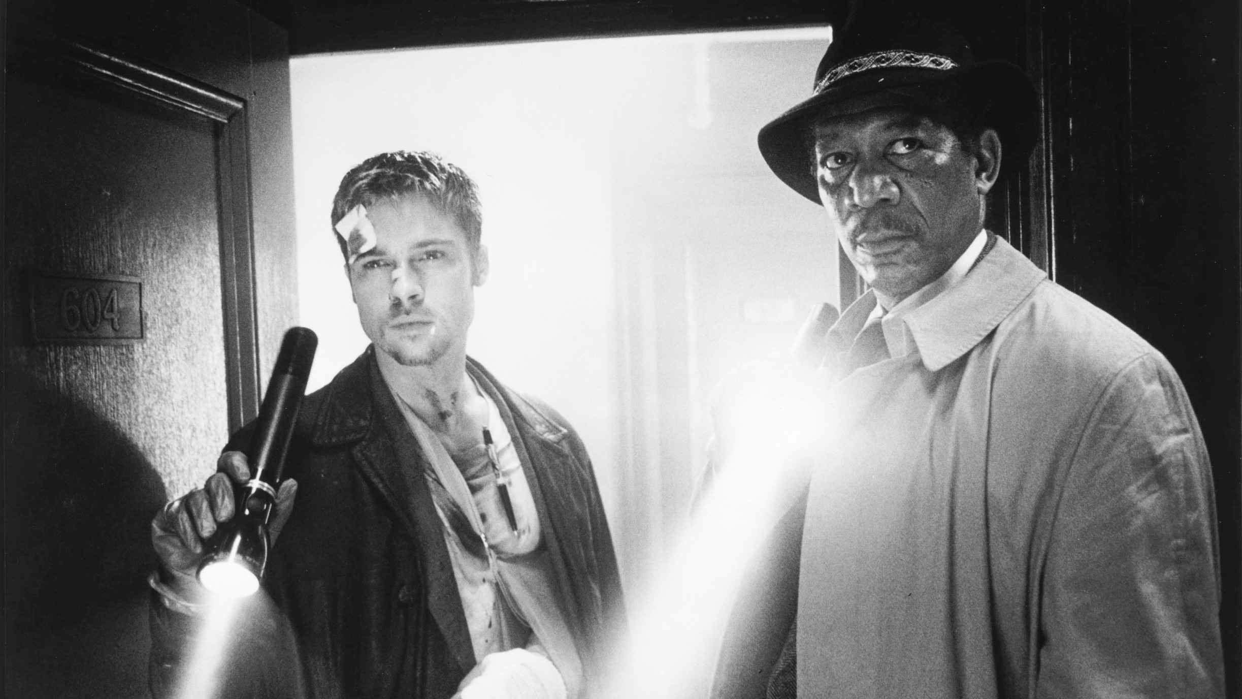 'Seven' turns 25: How Sloth, the gnarliest victim, gave Brad Pitt and Morgan Freeman a real fright