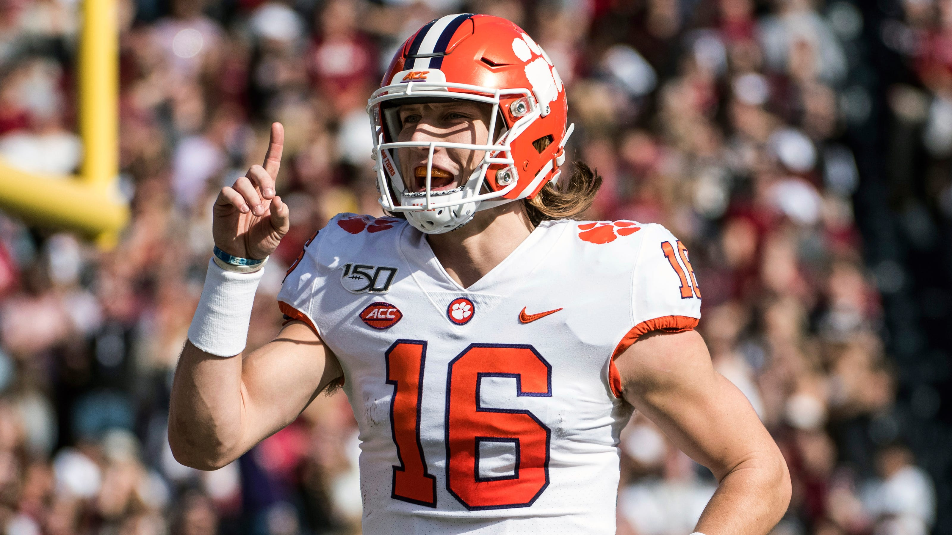 Trevor Lawrence, star Clemson QB, tests positive for COVID-19