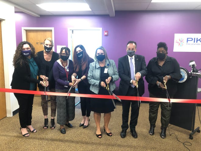 Prevention is Key and Burlington County officials cut the ribbon to the county's new Recovery Center on Tuesday, Sept. 22.