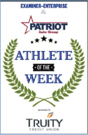 Athlete of week