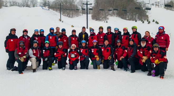 The Seven Oaks Ski Patrol, a team of volunteers at Seven Oaks Recreation in Boone, recently took home three honors including the 2020 National Outstanding Small Alpine Ski Patrol award. A total of 40 people make up the patrol.