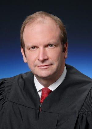 Ohio Supreme Court Justice R. Patrick DeWine