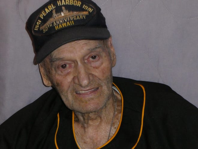 Ellwood CIty's Joe Gasper was one of only a few survivors left from the Dec. 7, 1941, attack on Pearl Harbor by the Japanese. Gasper hadbeen too ill to attend related ceremonies in recent years and now he has joined his fallen colleagues. The former Army staff sergeant died Dec. 20.