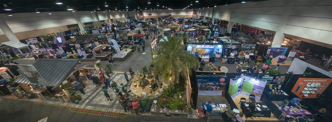 With an attendance of typically more than 30,000 show-goers, the Jacksonville Home + Patio Show is a much-anticipated event every spring and fall. The 2020 spring show occurred in March, before restrictions to address public health issues were put into place.