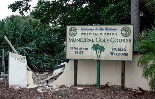 West Palm Beach Municipal Golf Course closed in 2018 but the city is negotiating with PGA of America to reopen it as a nonprofit.