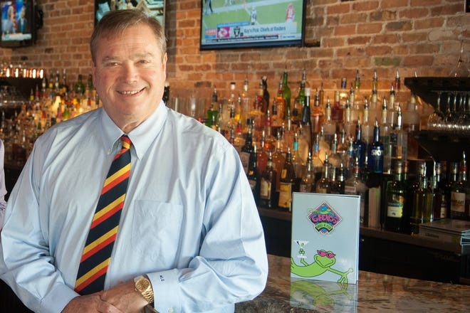 Mike Quillen co-owns the Gecko's Hospitality Group family of restaurants.