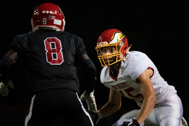 Grant Coulson and Big Walnut will visit Westerville North on Friday, Sept. 25, for a key OCC-Capital Division game.