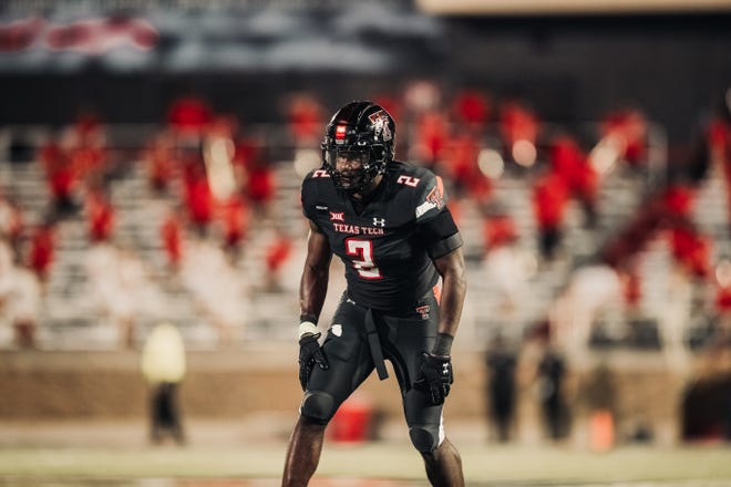 Former Battle Creek Central standout Brandon Bouyer-Randle is now a key player in the Texas Tech defense, after transferring from Michigan State University.