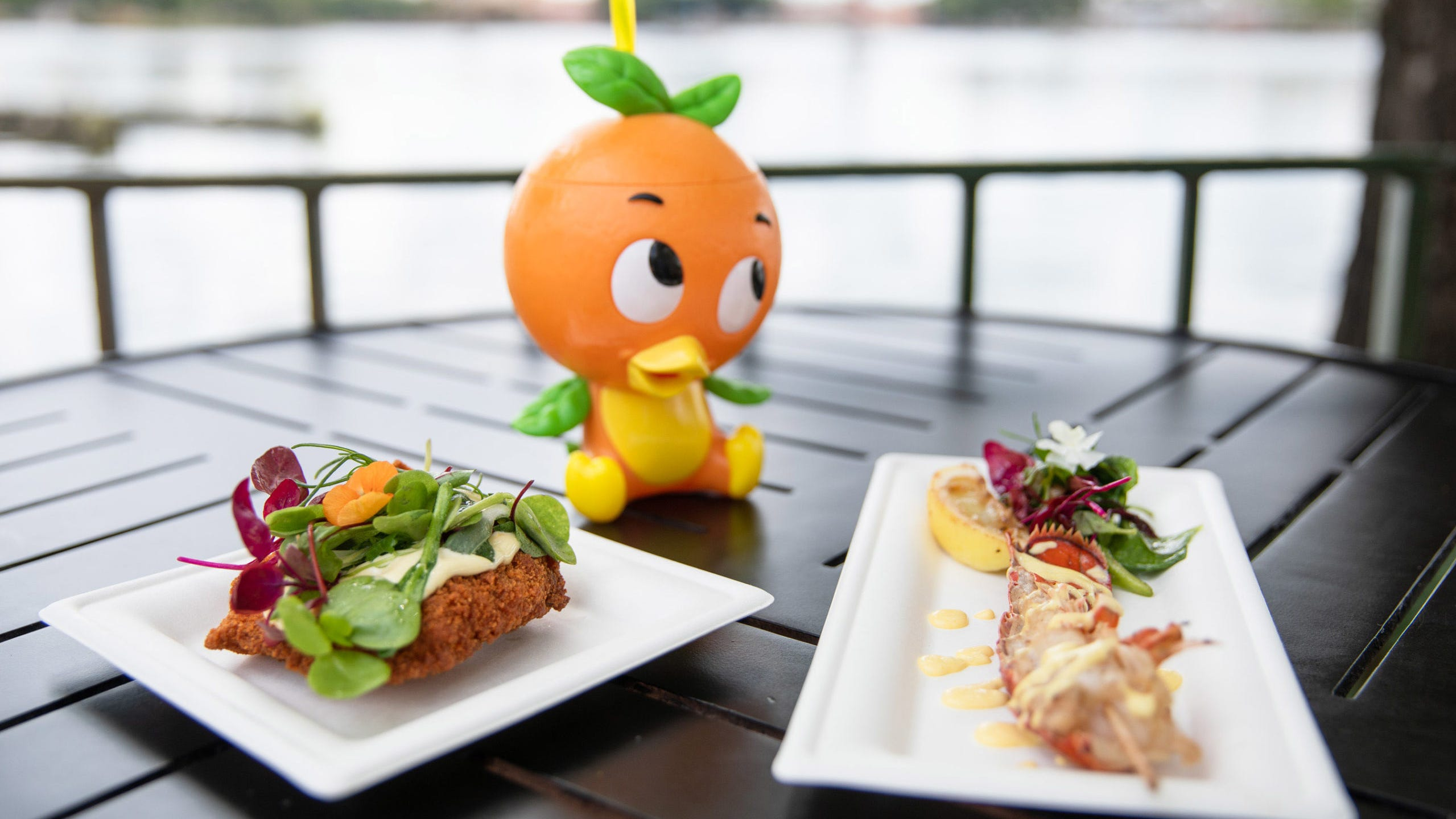 Epcot's annual food and wine festival still on at Walt Disney World, but on a much smaller scale due to COVID-19