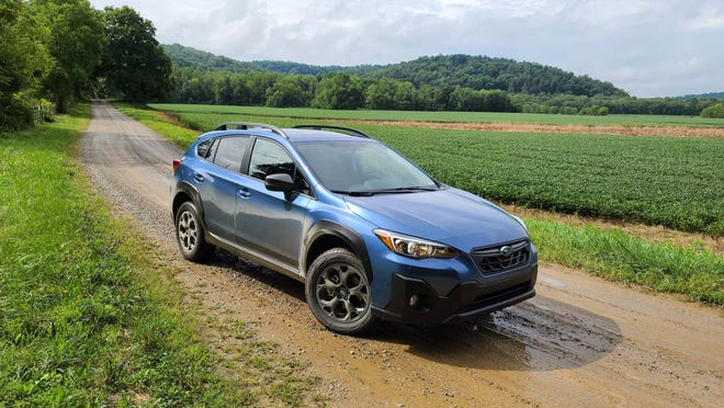 With over 560 miles of range - and the best fuel economy oin class - the 2021 Subaru Crosstrek Sport can take you anywhere.
