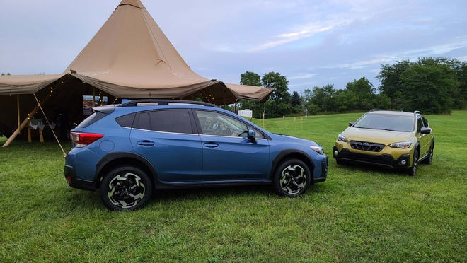 For 2021, the Subaru Crosstrek Sport and Limited models get an upgraded, 182-horse engine.