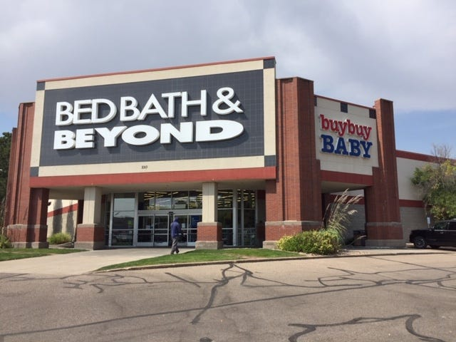 Bed Bath & Beyond in Fort Collins and Loveland will remain open while about 200 stores across the country shut down.