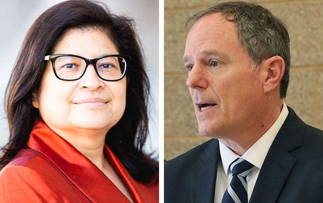 Reyna Morales and Jon Richards were appointed to Milwaukee County Circuit Court benches.