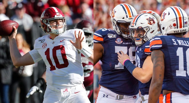 Want to watch Alabama and Auburn play for free Saturday? The Montgomery Performing Arts Centre and Riverwalk Stadium, the home of the Montgomery Biscuits, are each inviting everyone to come out for tailgating and games.