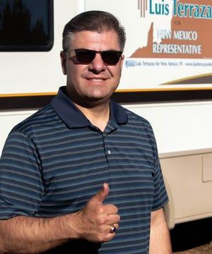 Luis Terrazas, R-Silver City