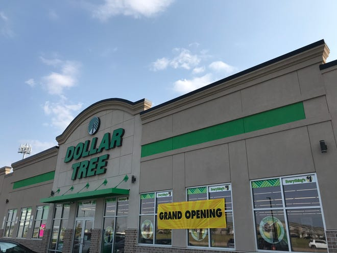 Dollar Tree has opened a new location in southern Sioux Falls near 85th Street and Minnesota Avenue.
