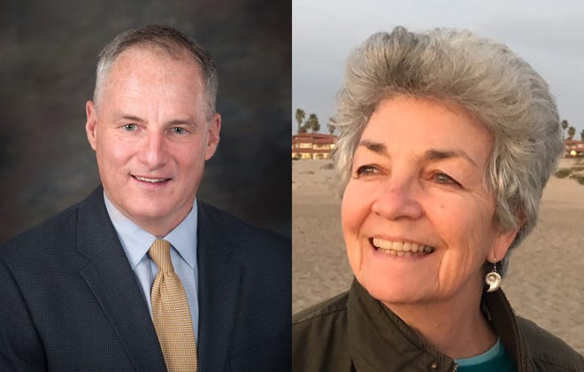Tim Flynn and Carmen Ramirez are facing off in the runoff for the Oxnard-based 5th District seat on the Ventura County Board of Supervisors.
