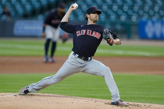 Indians right-hander Shane Bieber has been the major leagues' most dominant pitcher by a considerable margin. His $47 mixed league Roto value entering the final week is a league-winning $12 more than second-place Trevor Bauer.