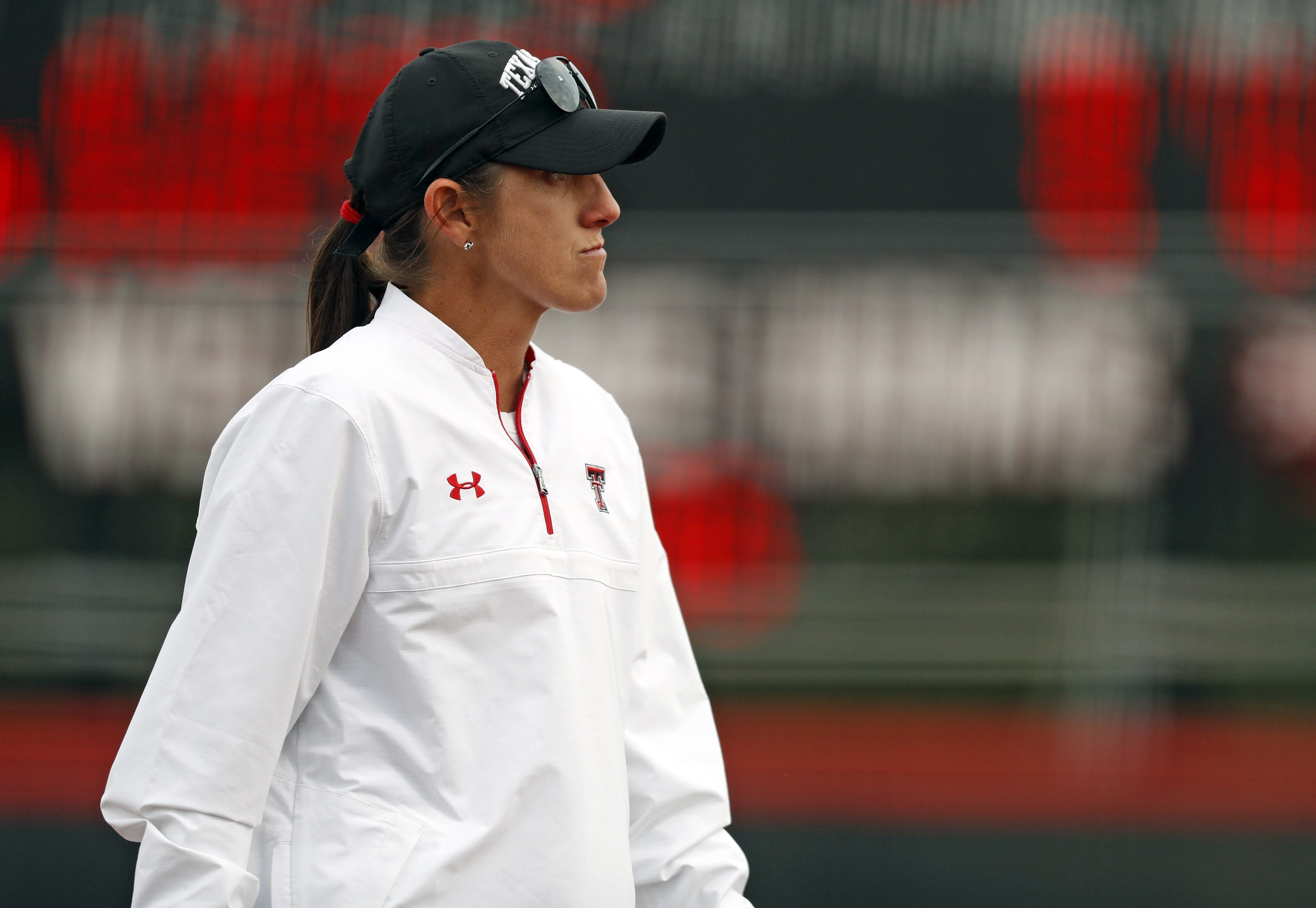 Texas Tech Red Raiders softball coach steps down after review of program