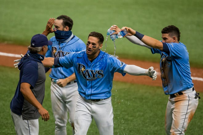 The Rays won 96 games and advanced to the ALDS in 2019.
