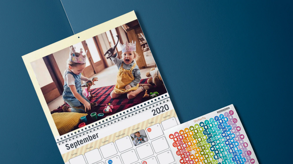 Best gifts under $25: Personalized calendar