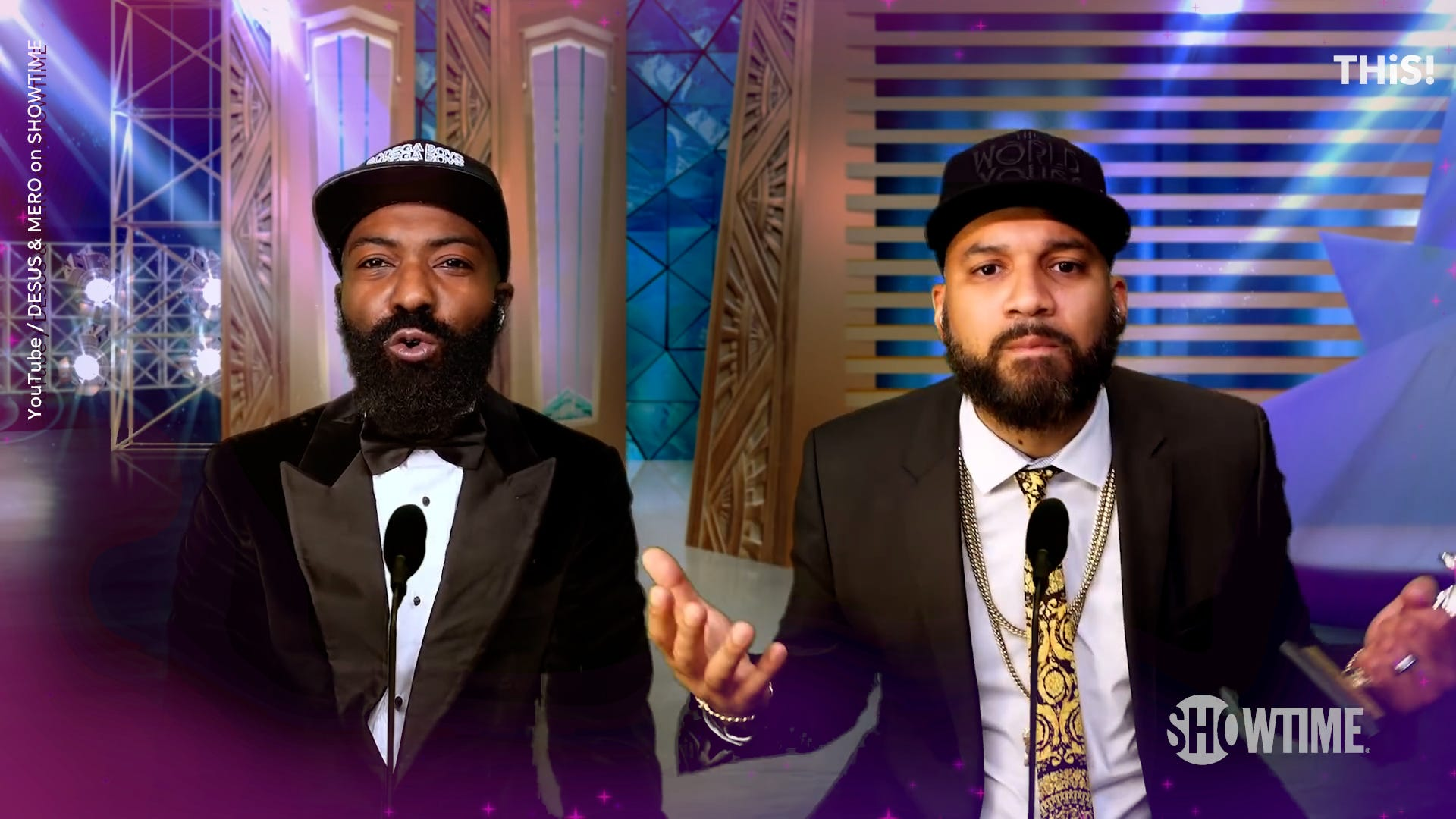 Comedians Desus and Mero talk cancel culture and life lessons in new book